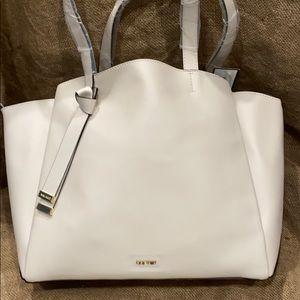 Cream Colored Nine West Shoulder Bag BRAND NEW